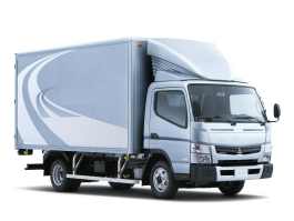 7.5t Box & Tail Lift (7.5t Box & Tail Lift)